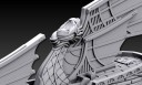 Spartan Games - Dragonlords Invoker Class Cruiser