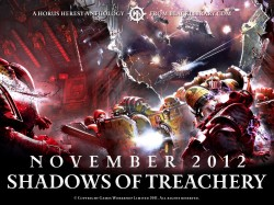 Black Library - Shadows of Treachery