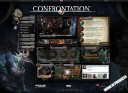 Confrontation, The Video Game - Website Preview