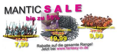 Fantasy In - Mantic Sale