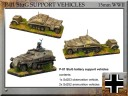Forged in Battle - StuG SUPPORT VEHICLES
