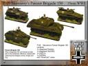 Forged in Battle - Skorzsenys Panzer Brigade