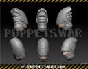 Puppets War - Helmets