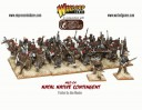 Warlord Games - Natal Native Contigent - build,painted