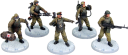 Dust Tactics - Sino-Soviet Union DT036-squad