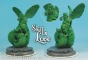 Scibor Miniatures - Shit is Love Green 01