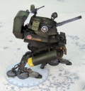 Fantasy Flight Games - Allied Rattler Amp Walker