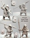 Hasslefree Miniatures - Dwarf Pack