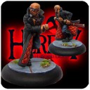 Heresy Miniatures - Gang - Ghost