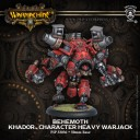 Privateer Press - Khador Behemoth