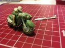 Puppets War - Light Motorcycle