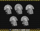 Puppets War Greek Style Helmets 2