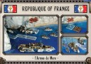 Dystopian Wars - Republique of France L'Armee de Mere