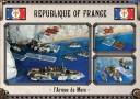 Dystopian Wars - Republique of France L'Armee de Mere