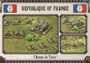 Dystopian Wars - Republique of France L'Armee de Terre
