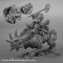 Scibor - Ogre War Rhino Rider1