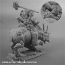 Scibor - Ogre War Rhino Rider3