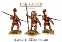 Warlord Games - Ancient Greeks - King and Bodyguards