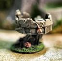 Zenit Miniatures - Nemesis - Orphans - Starter exclusive terrain