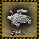 Puppets War - Ork Gruberwagen