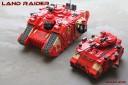 Warhammer 40.000 - Lego Land Raider