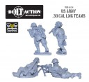 Bolt Action - US Army .30 Cal LMG Team