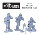 Bolt Action - US Army 81mm Mörser Team