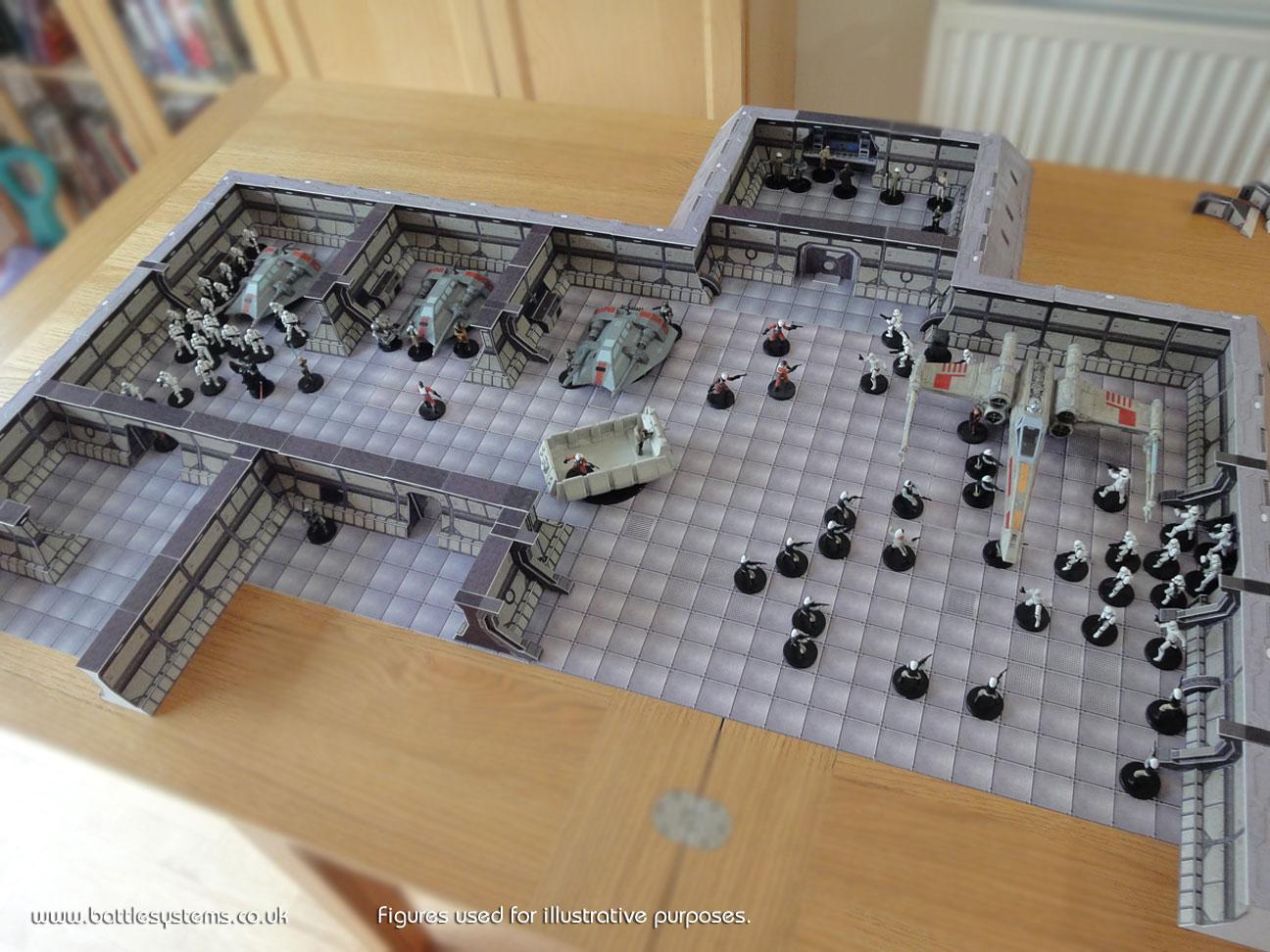 battle systems neues bunkergel nde br ckenkopf online. Black Bedroom Furniture Sets. Home Design Ideas