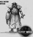 Blight Wheel Miniatures - General Breton teaser