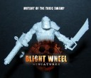 Blight Wheel Miniatures - MUTANT TEASER