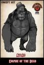 Empire of the Dead - Man Ape