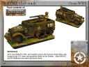 Forged in Battle - M2 Half-track
