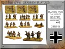 Forged in Battle - German Infantry Platoon