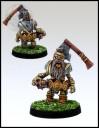 Greebo - Dwarf Mummy