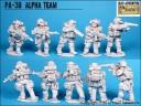 Lead Adventure - Alpha Team