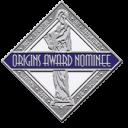 Origins Award - Nominee Seal