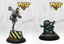 Pulp City - Shadowmast & Tanuki