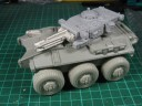 Secret Weapon Miniatures - Rapid Assault Vehicle 6x6