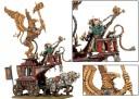 Warhammer Fantasy - Volkmar mit Kriegsaltar