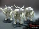 Warploque Miniatures - Minotaurs