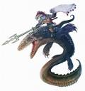 Deep Wars - Draconid Commander
