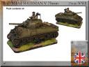 Forged in Battle - Sherman V 75mm