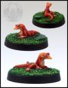 Greebo Miniatures - Salamandra