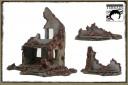 Stronghold Terrain - Gebäuderuine I