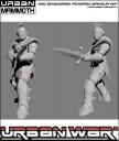 Urban War - Neo-Iskandrian Power Armoured Trooper