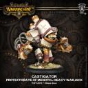 Warmachine - CastigatorPlastic
