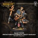 Warmachine - SanctifierPlastic