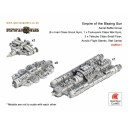 Dystopian Wars - Empire of the Blazing Sun Aerial Battle Group