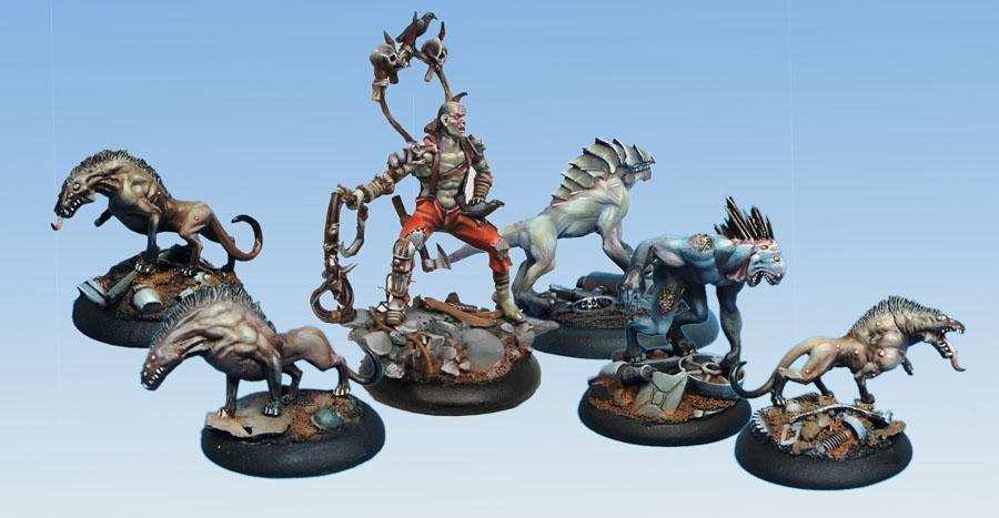 Presentation Eden Eden-Horde-Beastmaster-pack
