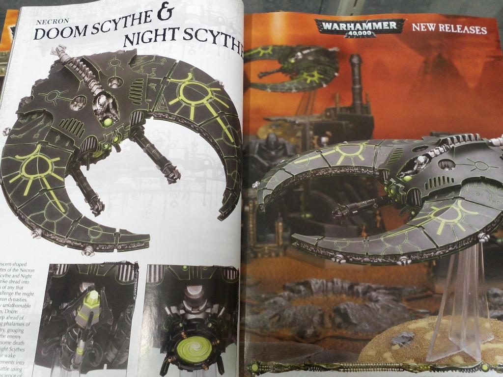 Necron Todessichel